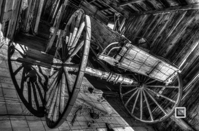 USA - Nevada - Bodie Ghost Town-33