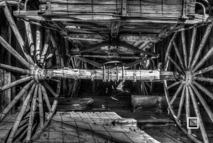 USA - Nevada - Bodie Ghost Town-34