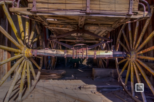 USA - Nevada - Bodie Ghost Town-35