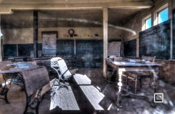 USA - Nevada - Bodie Ghost Town-40
