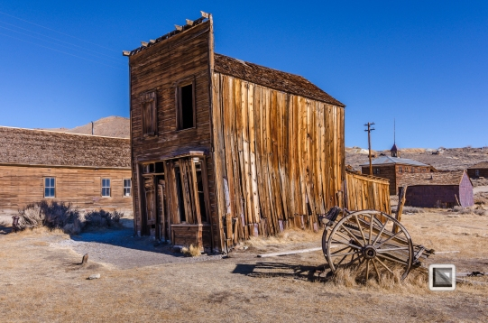 USA - Nevada - Bodie Ghost Town-43