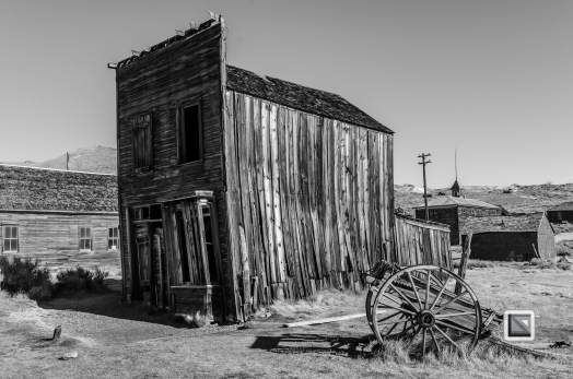 USA - Nevada - Bodie Ghost Town-44