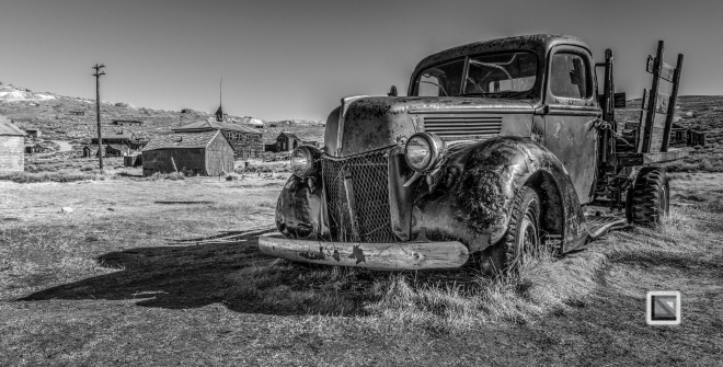 USA - Nevada - Bodie Ghost Town-45