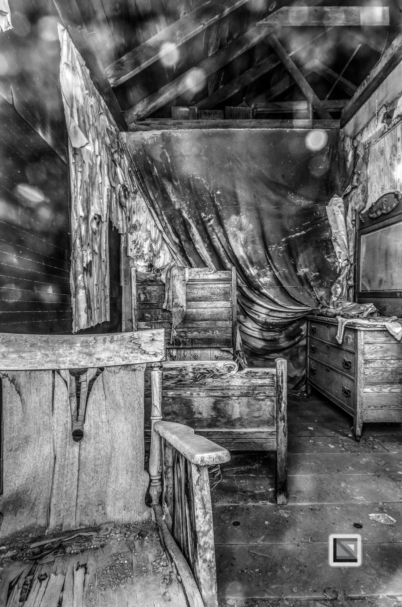 USA - Nevada - Bodie Ghost Town-52