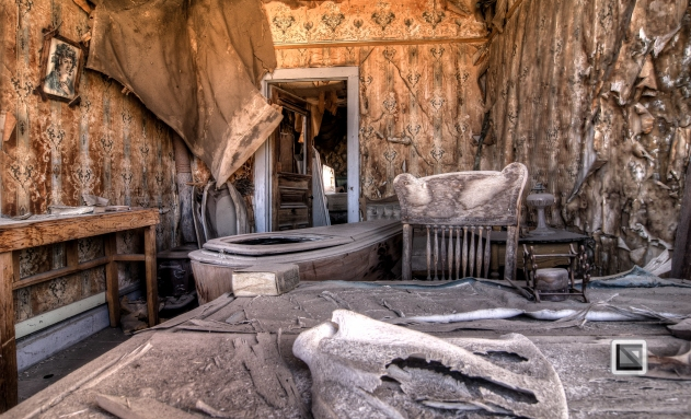 USA - Nevada - Bodie Ghost Town-53