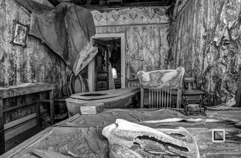 USA - Nevada - Bodie Ghost Town-54