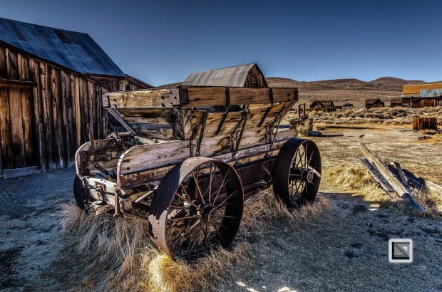 USA - Nevada - Bodie Ghost Town-56
