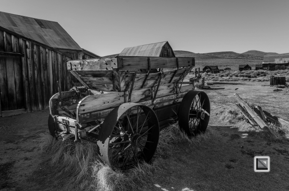 USA - Nevada - Bodie Ghost Town-58