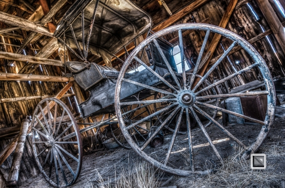 USA - Nevada - Bodie Ghost Town-59