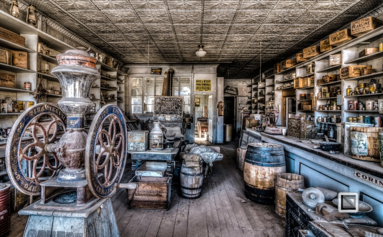 USA - Nevada - Bodie Ghost Town-61