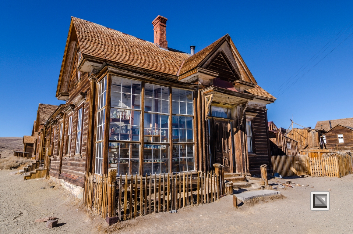 USA - Nevada - Bodie Ghost Town-62