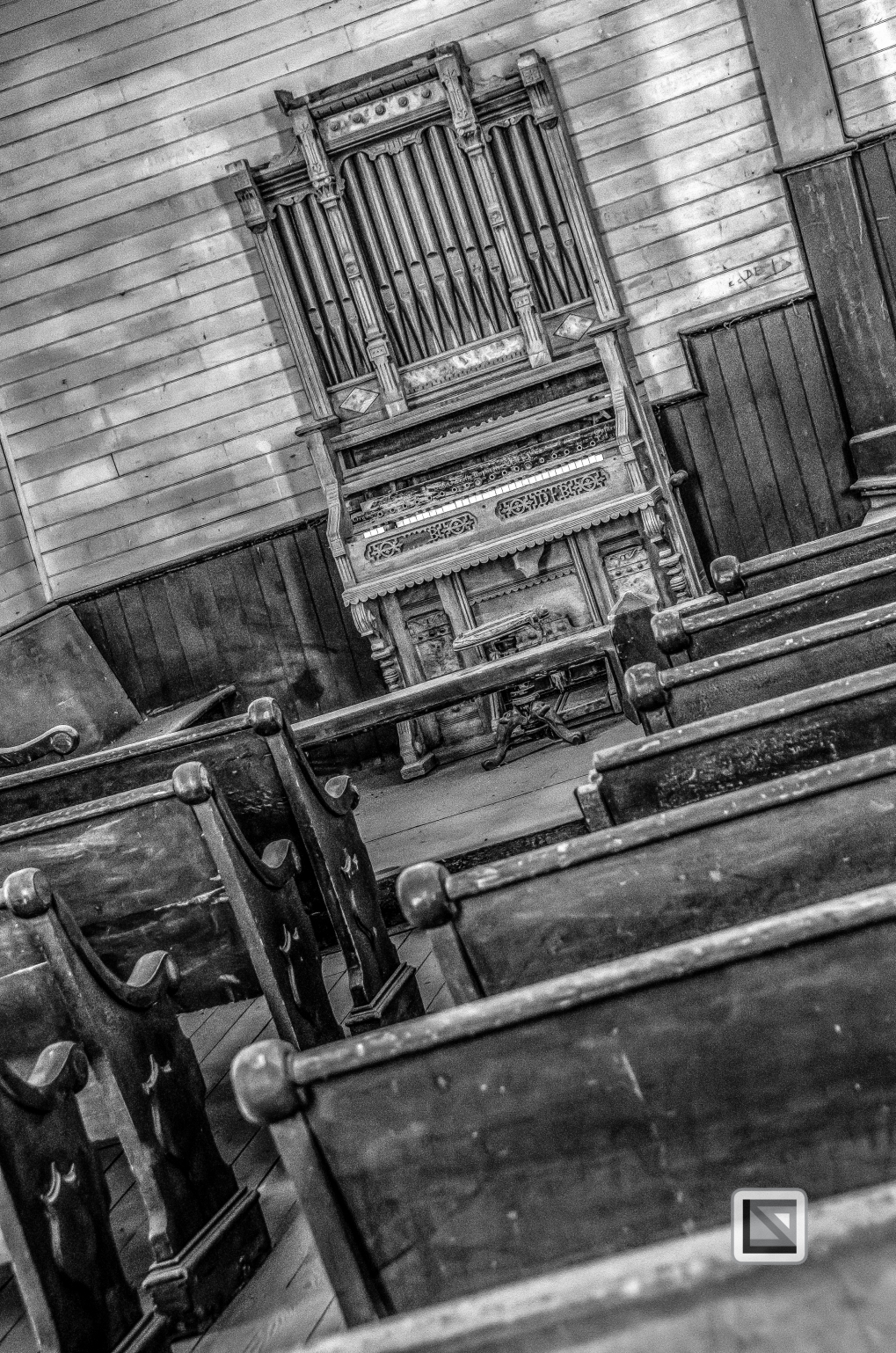 USA - Nevada - Bodie Ghost Town-66