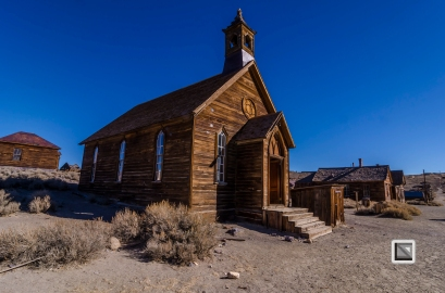 USA - Nevada - Bodie Ghost Town