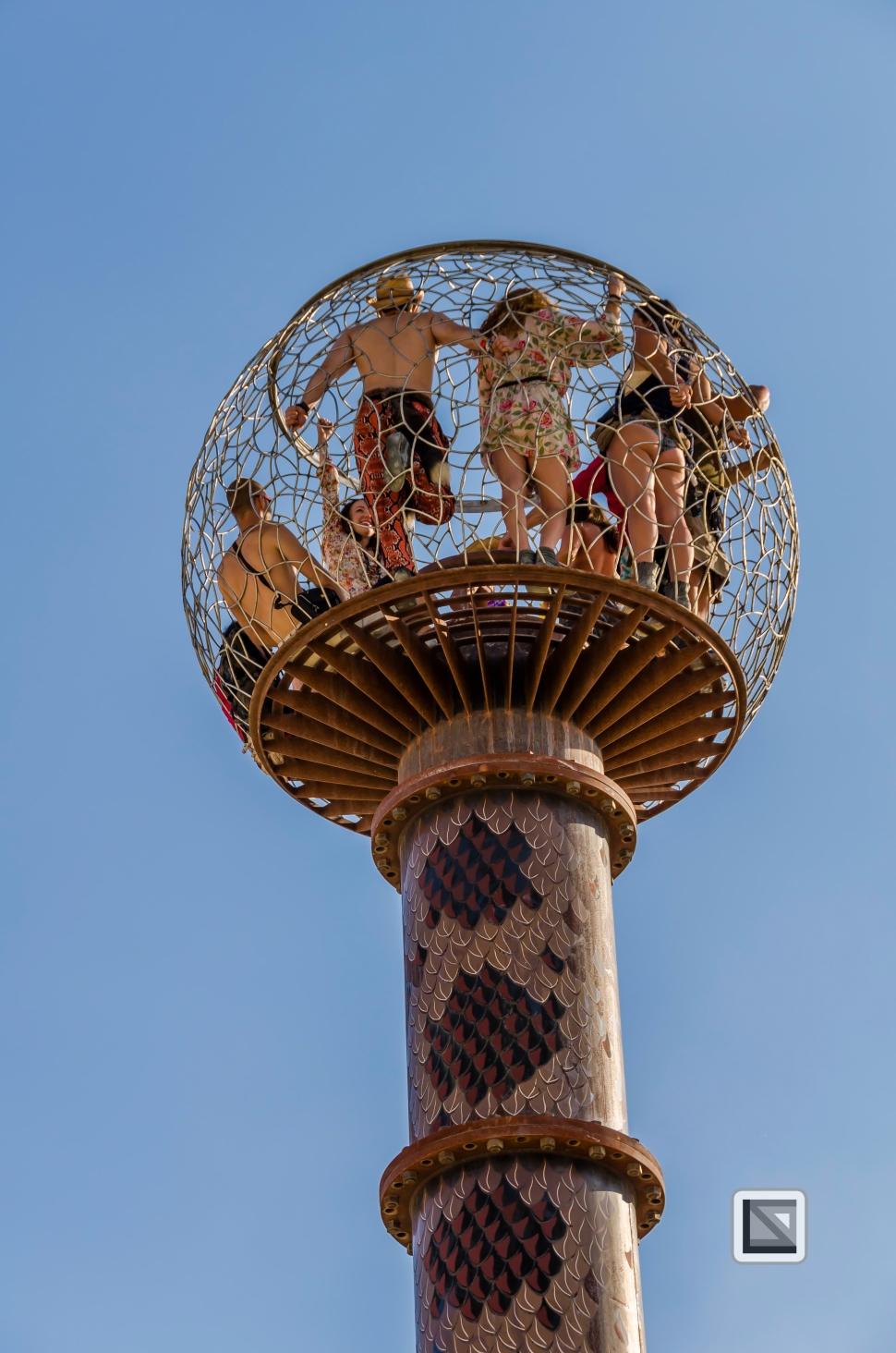 USA - Nevada - Burning Man Festival-10