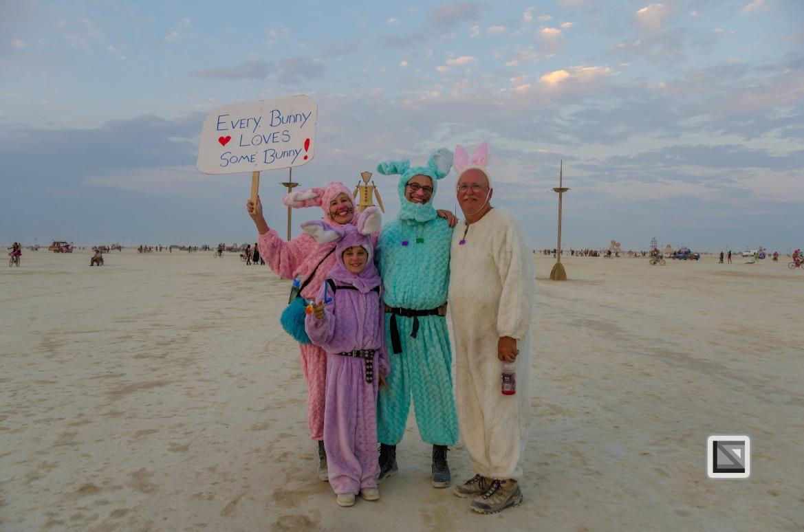 USA - Nevada - Burning Man Festival-101