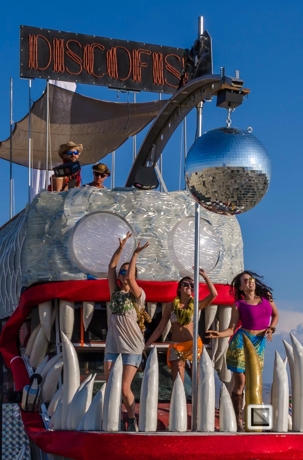 USA - Nevada - Burning Man Festival-13