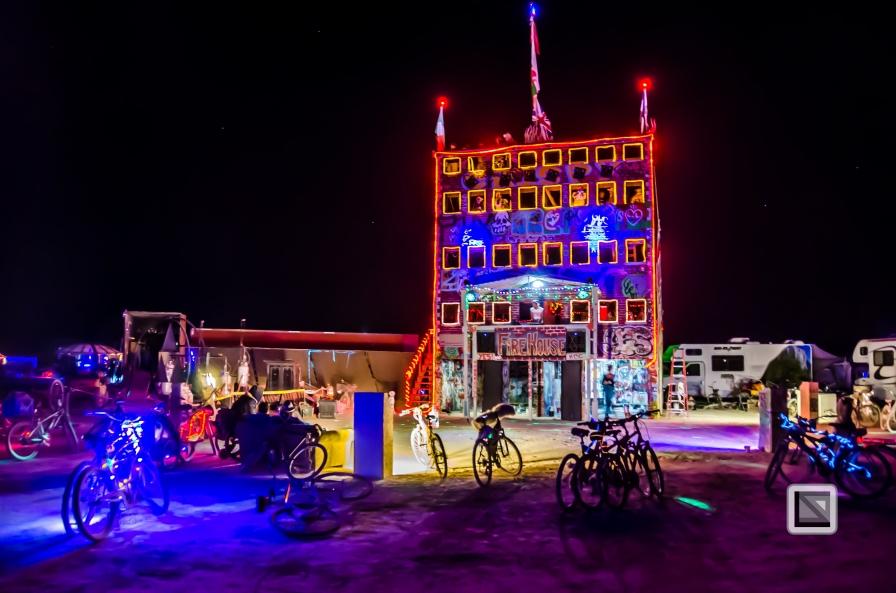 USA - Nevada - Burning Man Festival-145