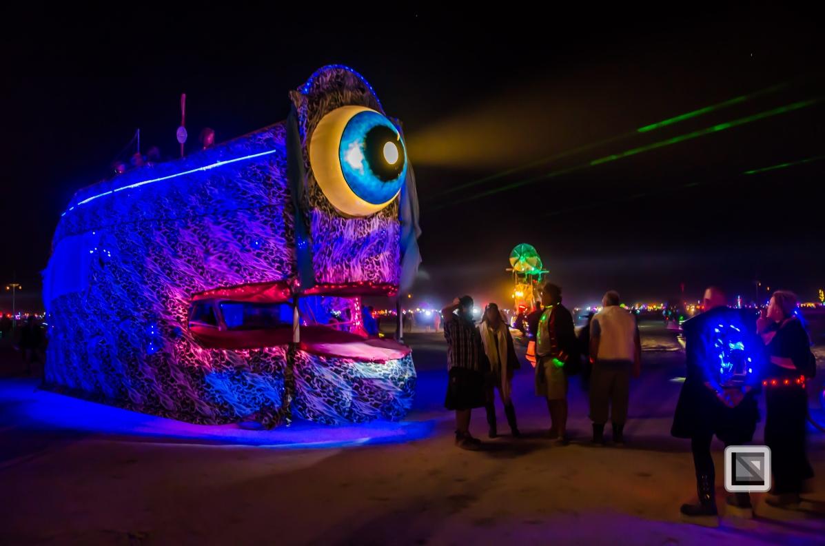 USA - Nevada - Burning Man Festival-147