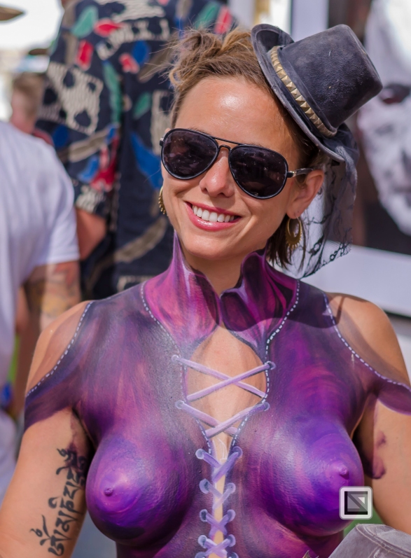 USA - Nevada - Burning Man Festival-148