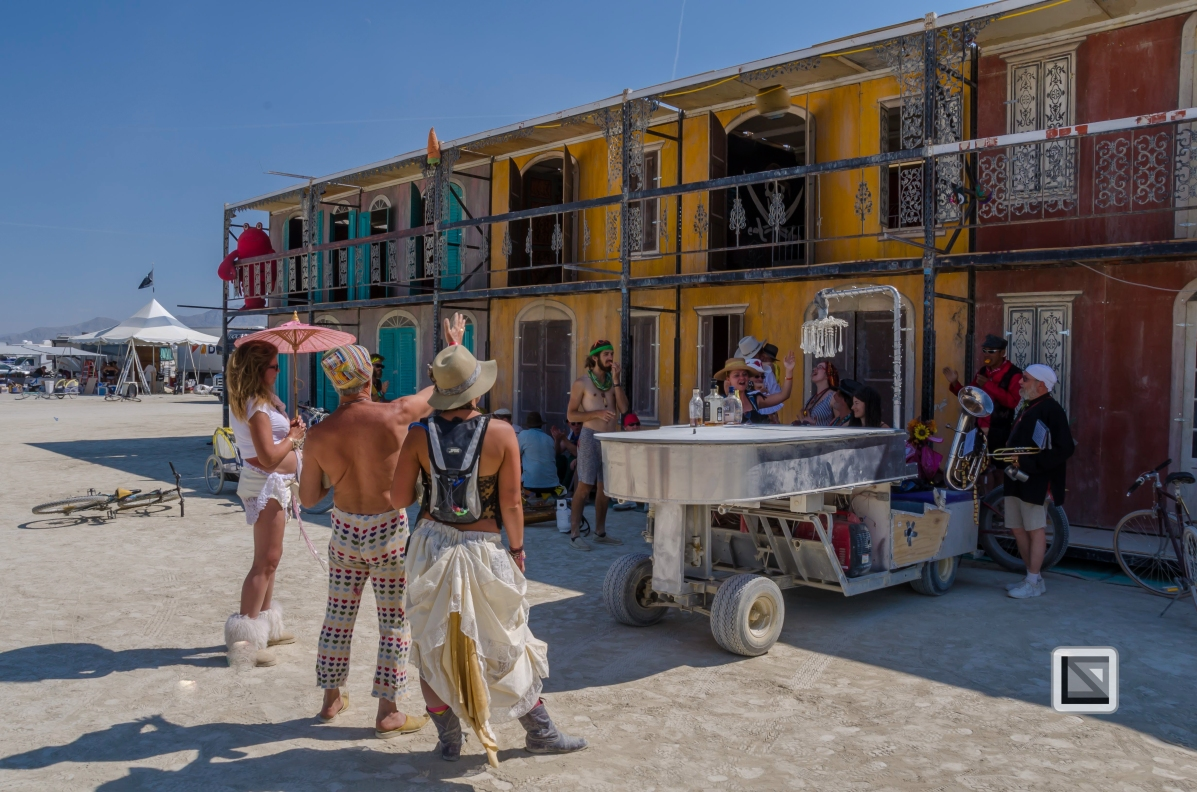 USA - Nevada - Burning Man Festival-168