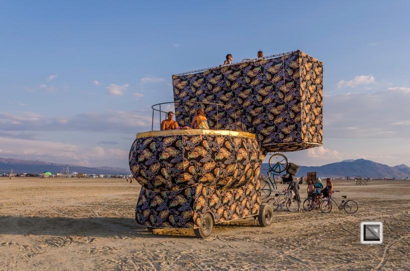 USA - Nevada - Burning Man Festival-18