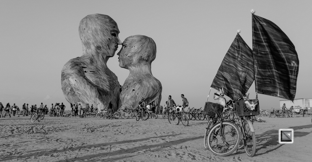 USA - Nevada - Burning Man Festival-19