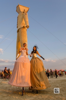 USA - Nevada - Burning Man Festival-20
