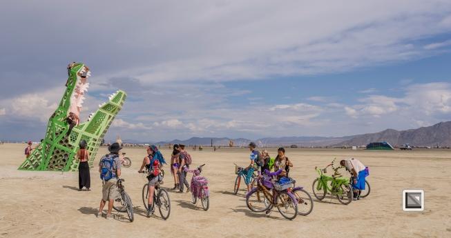 USA - Nevada - Burning Man Festival-2