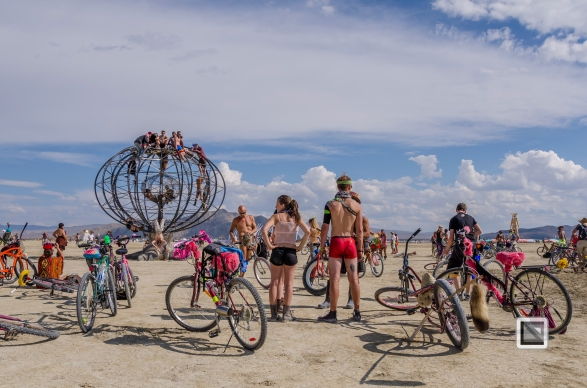 USA - Nevada - Burning Man Festival-3