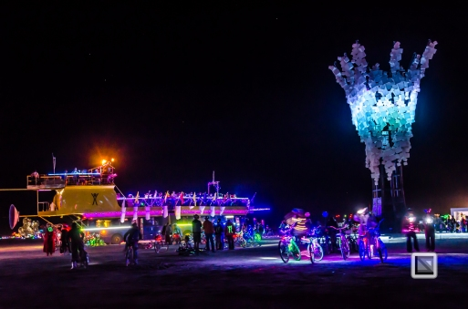 USA - Nevada - Burning Man Festival-32