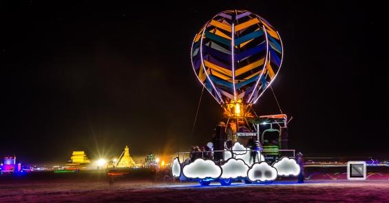 USA - Nevada - Burning Man Festival-33