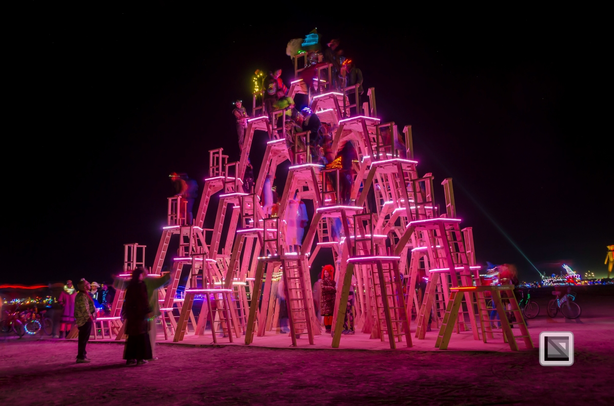 USA - Nevada - Burning Man Festival-36