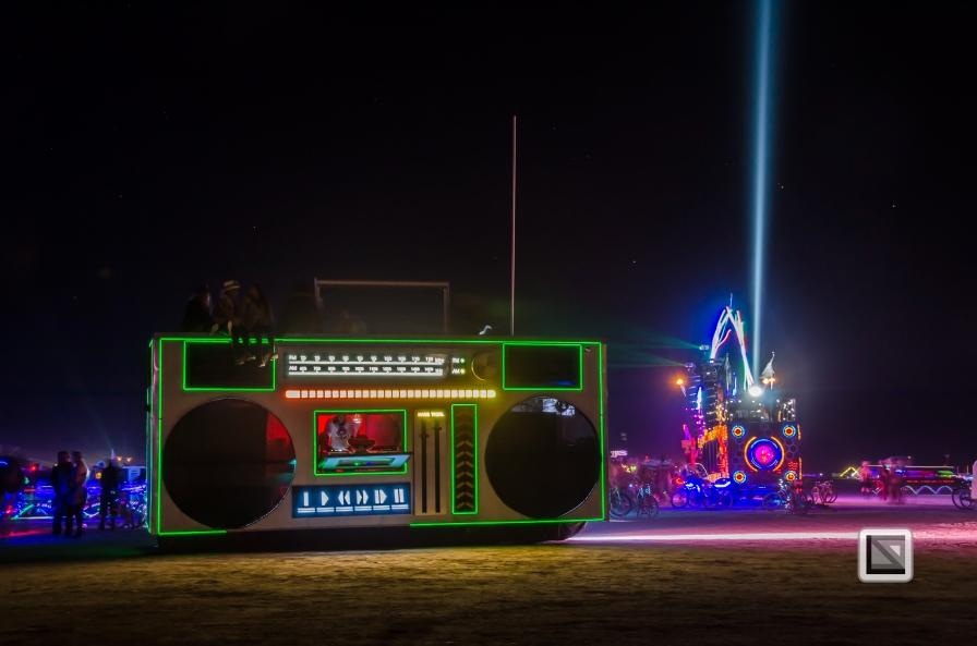 USA - Nevada - Burning Man Festival-37