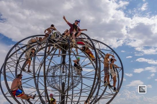 USA - Nevada - Burning Man Festival-4