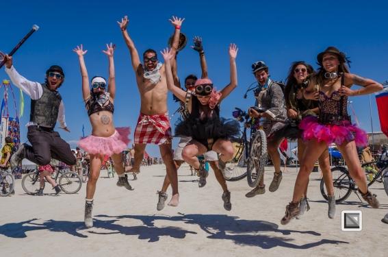 USA - Nevada - Burning Man Festival-54