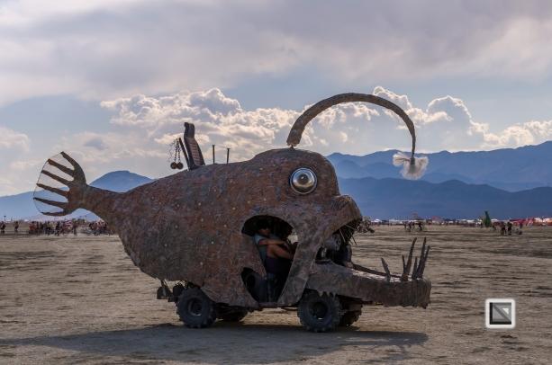 USA - Nevada - Burning Man Festival-6