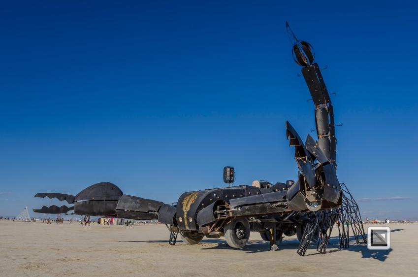 USA - Nevada - Burning Man Festival-63