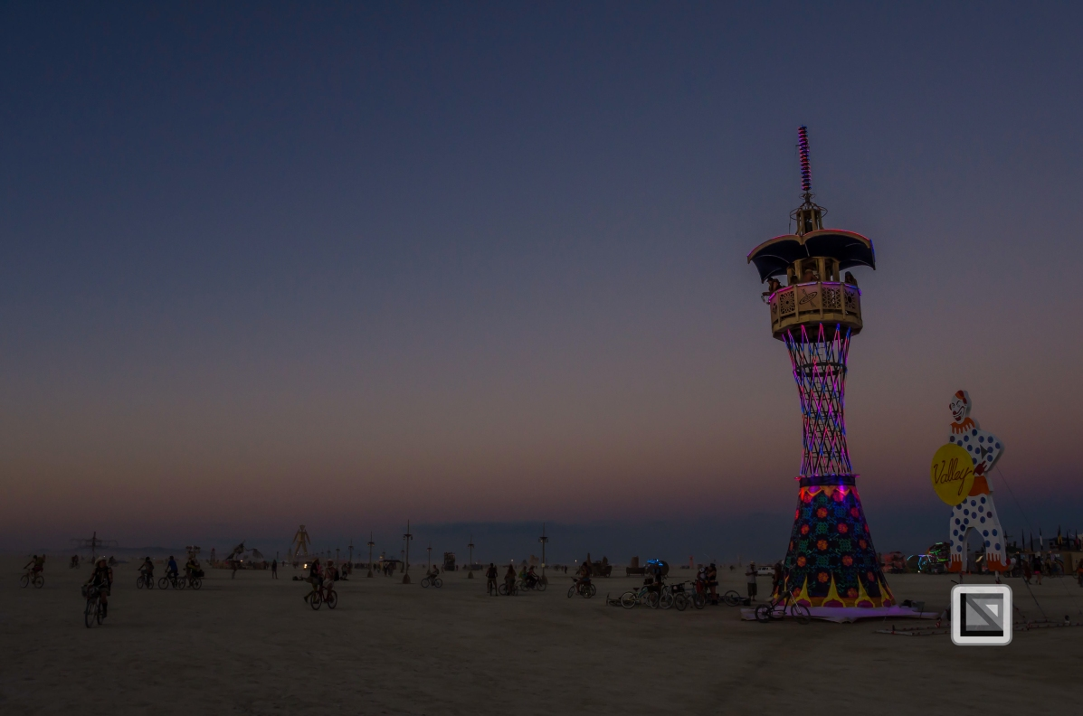 USA - Nevada - Burning Man Festival-64