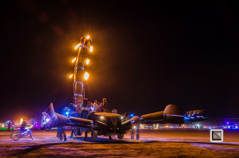 USA - Nevada - Burning Man Festival-70