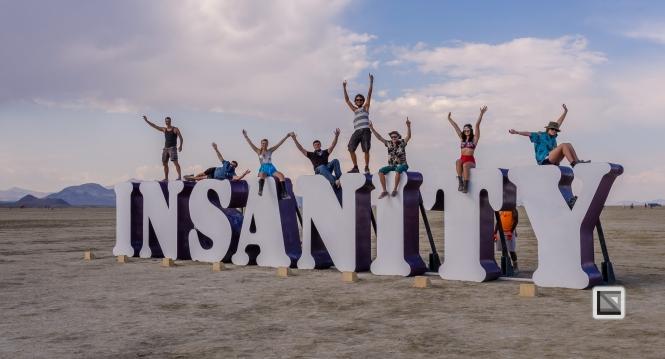 USA - Nevada - Burning Man Festival-7