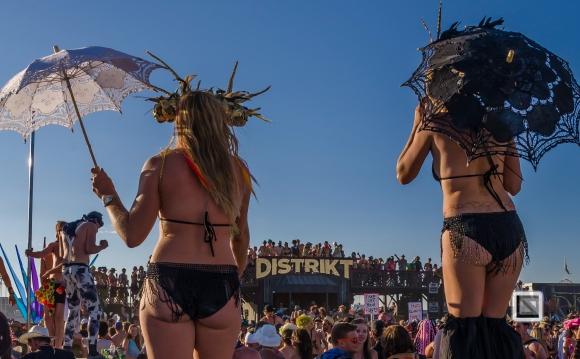 USA - Nevada - Burning Man Festival-76