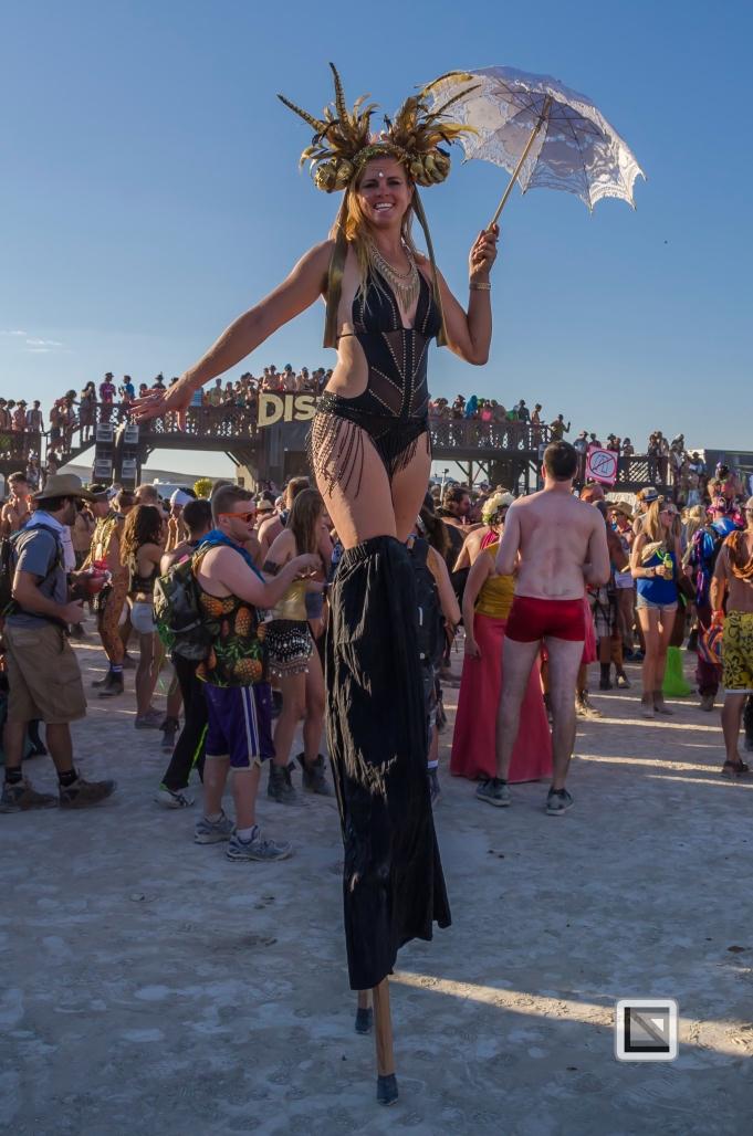 USA - Nevada - Burning Man Festival-77