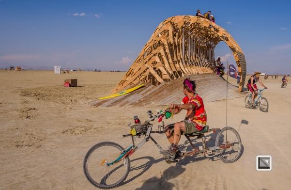 USA - Nevada - Burning Man Festival-8
