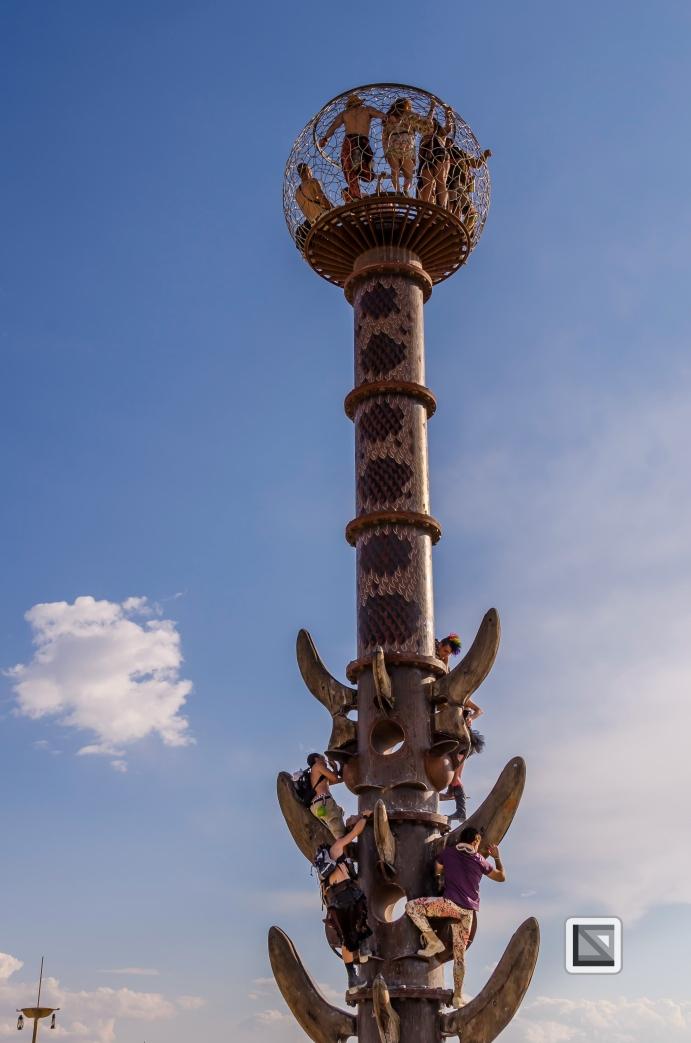 USA - Nevada - Burning Man Festival-9