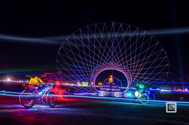 USA - Nevada - Burning Man Festival-93