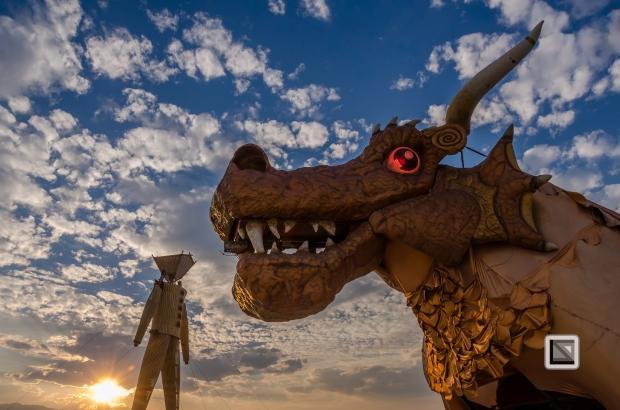 USA - Nevada - Burning Man Festival-95