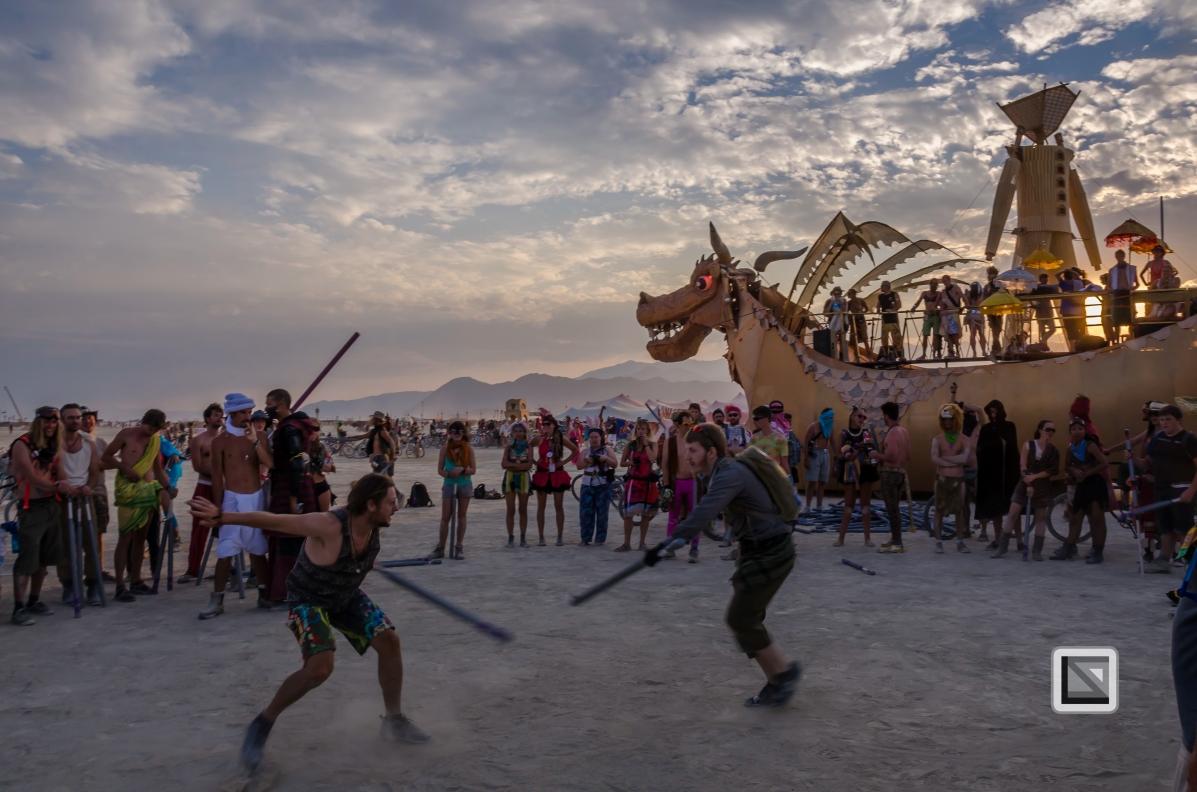 USA - Nevada - Burning Man Festival-96