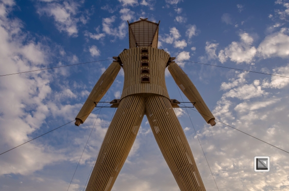 USA - Nevada - Burning Man Festival-97