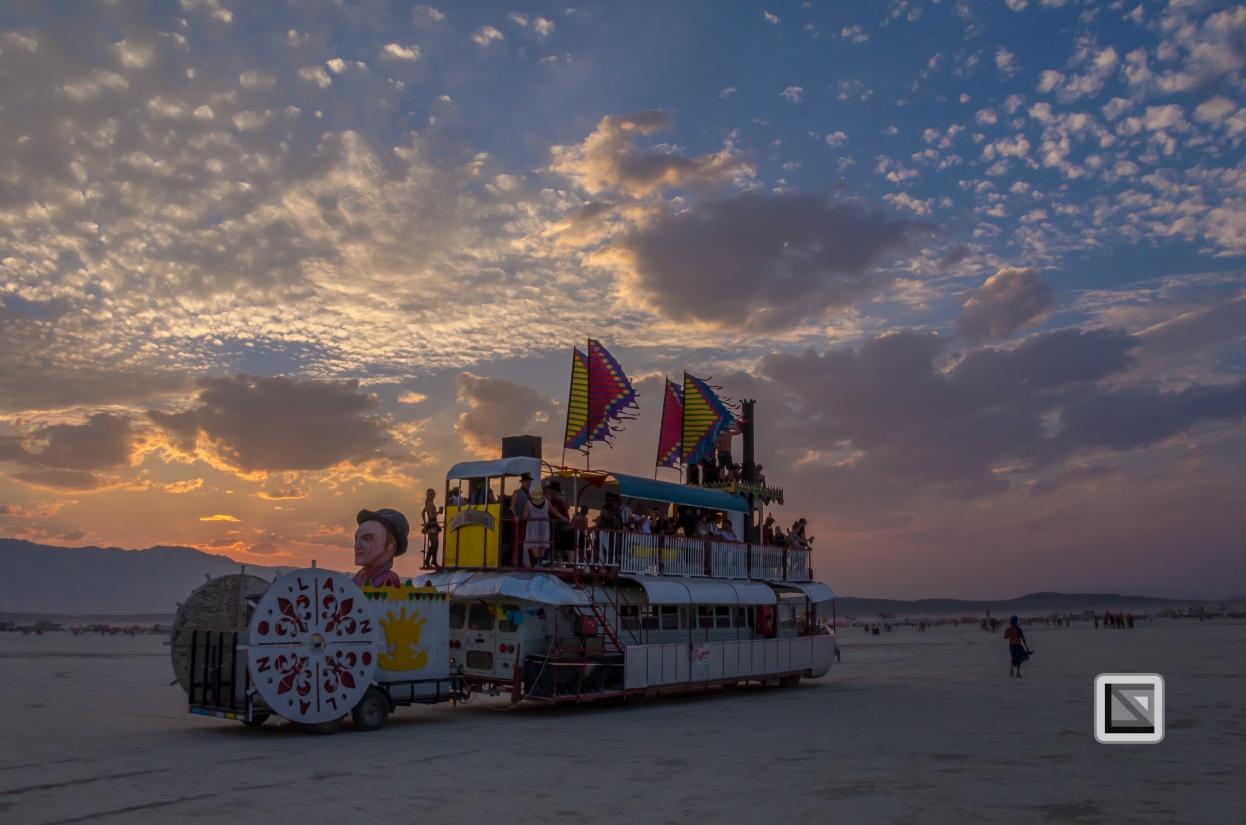 USA - Nevada - Burning Man Festival-99