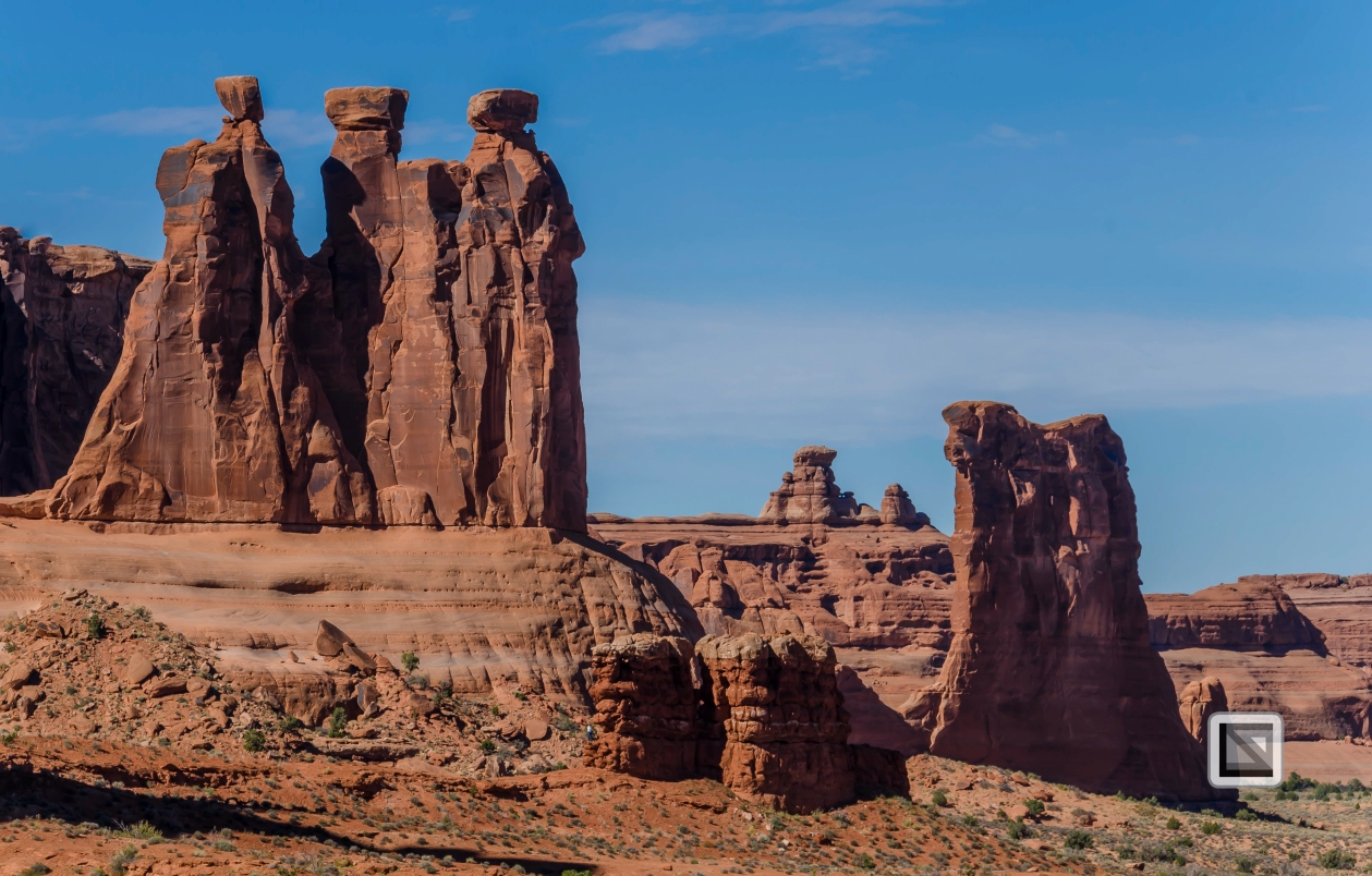 USA - Utah - Arches National Park-2